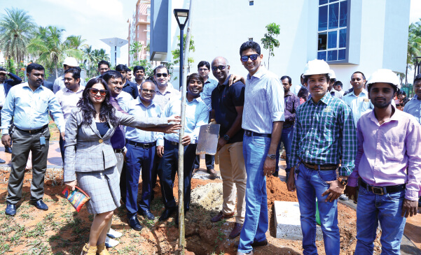 Brigade's efforts in turning Bengaluru cooler & greener