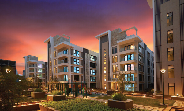 Banjara Hills - one of the most sought-after residential areas in Hyderabad