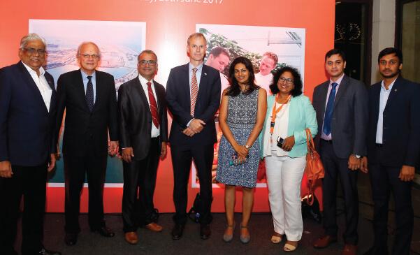 Dutch Business Delegation at WTC Bengaluru