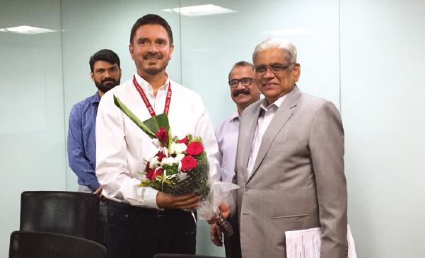 WTC Bengaluru welcomes the New Consul of Canada