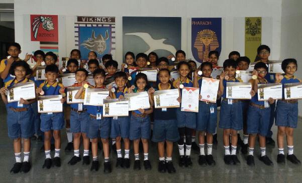Olympiad Examination Achievements