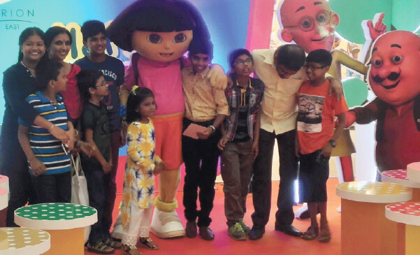 Children's Day Celebration at Orion Mall