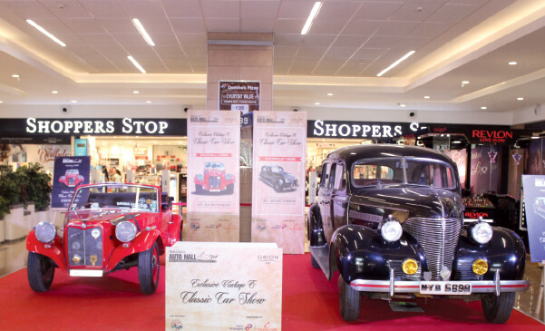 Vintage and Classic Car Exhibition