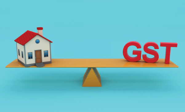 GST Positive Towards Real Estate Sector