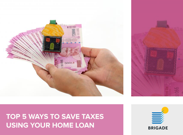 Top 5 Ways to Save Taxes Using Your Home Loan