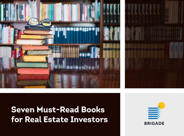 Seven Must-Read Books for Real Estate Investors