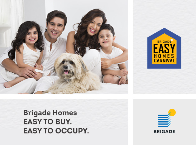 Brigade Homes - Easy to Buy, Easy to Occupy Carnival