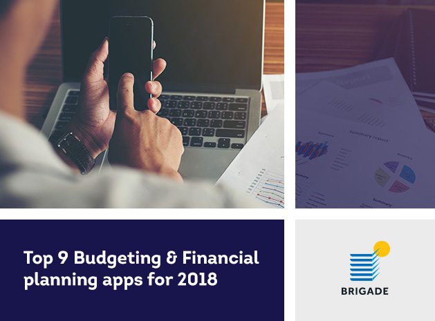 Top 9 Budgeting & Financial planning apps for 2018