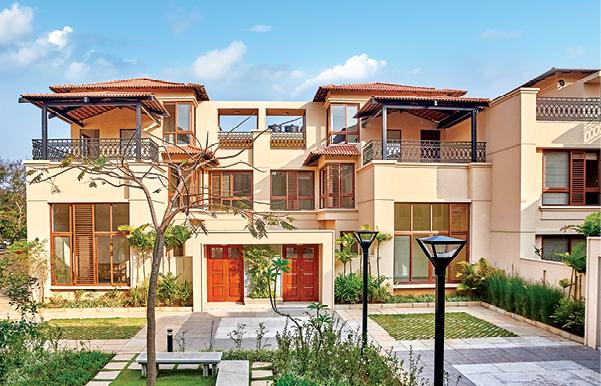 Managed Villas