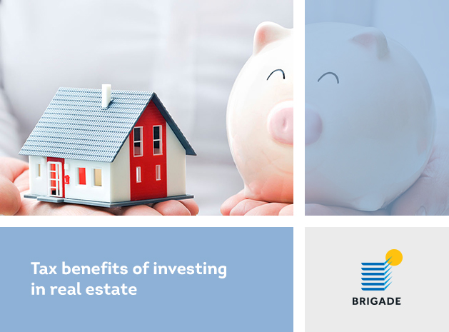 Tax benefits of investing in real estate