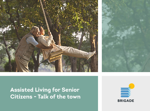 Assisted Living for Senior Citizens - A new way of life