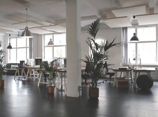 Workplace Design: The Key to Retain Talent