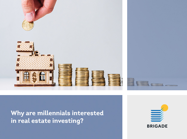 Why are millennials interested in real estate investing?