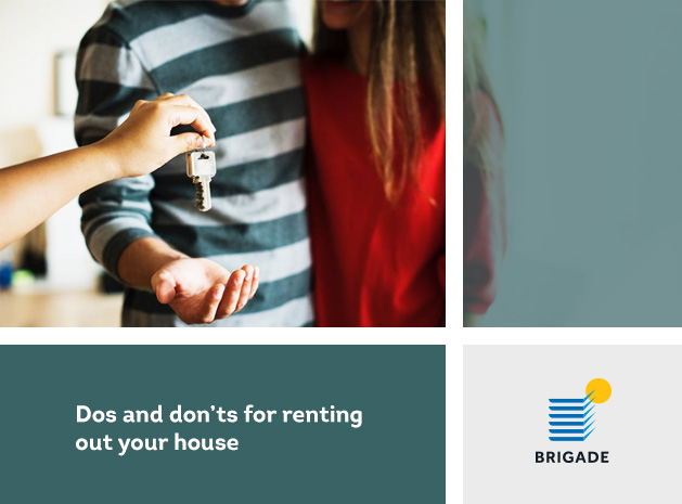 Dos and Don'ts for renting out your house