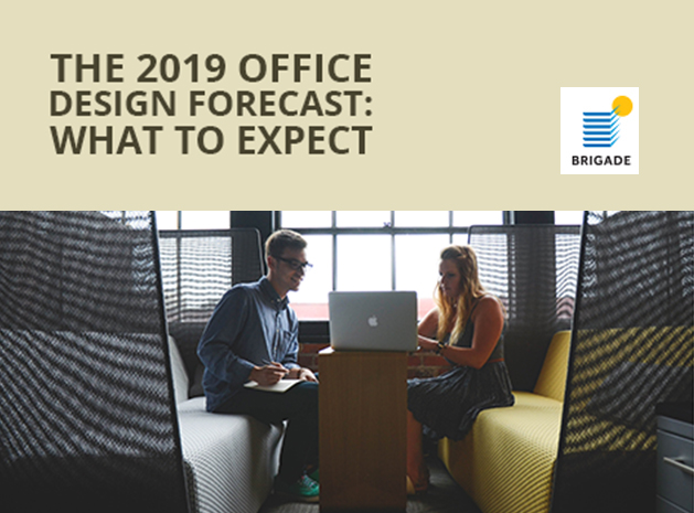 The 2019 Office Design Forecast: What To Expect