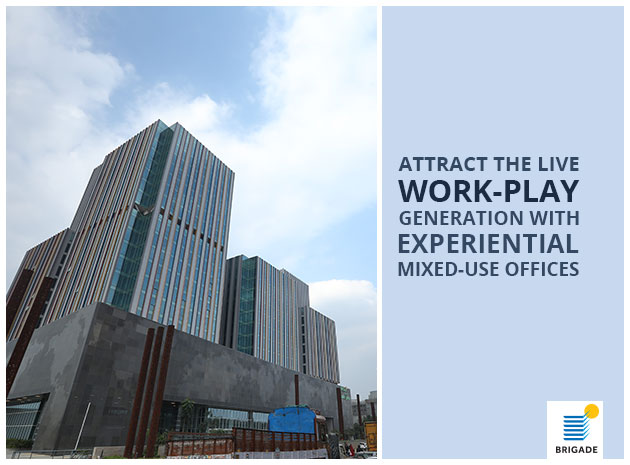 Attract the Live-Work-Play Generation With Experiential Mixed-use Offices