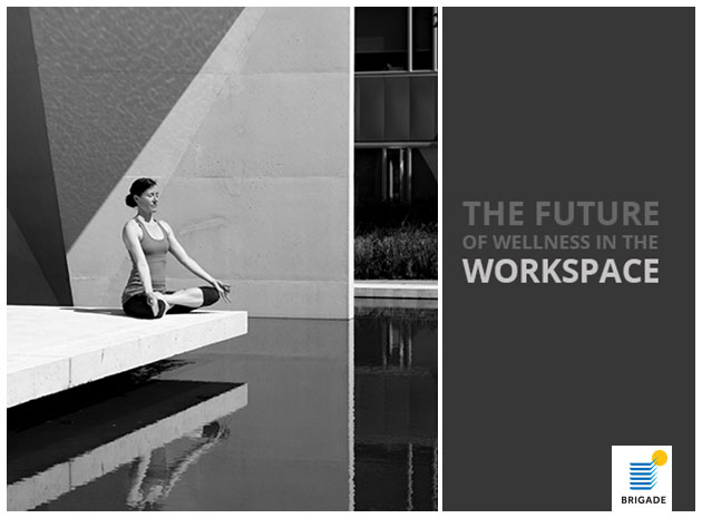 The Future of Wellness in the Workspace