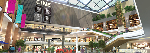 Orion Mall at Brigade Golden Triangle, Old Madras Road