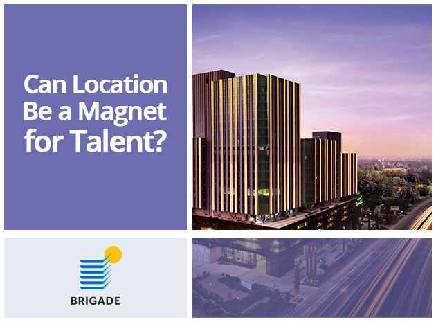 Can Location Be A Magnet for Talent?