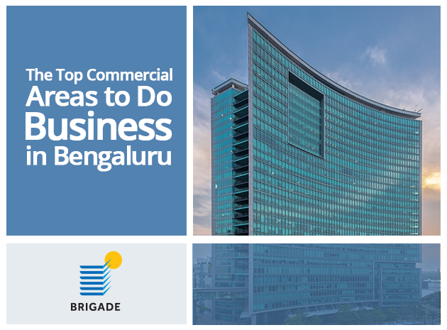 The Top Commercial Areas to Do Business in Bengaluru
