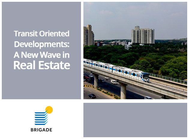 Transit-Oriented Developments: The New Wave in the Real Estate Market