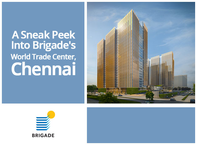 A Sneak Peek into the World Trade Center at Chennai