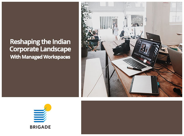 Reshaping the Indian Corporate Landscape with Managed Workspaces