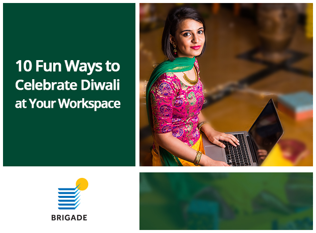 10 Fun Ways to Celebrate Diwali at Your Workspace
