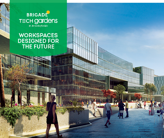 Workspaces Designed for the Future