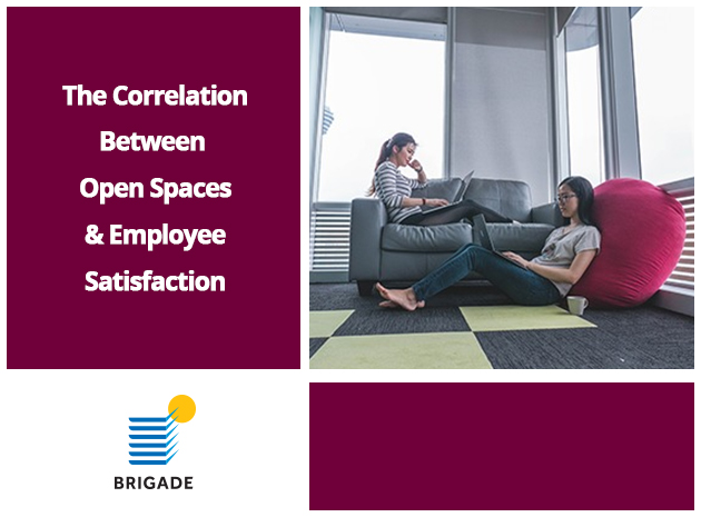 The Correlation Between Open Spaces & Employee Satisfaction