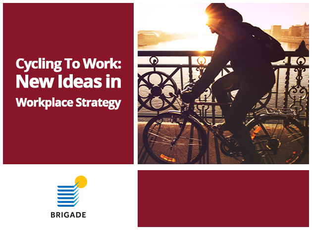 Cycling to Work: New Ideas in Workplace Strategy