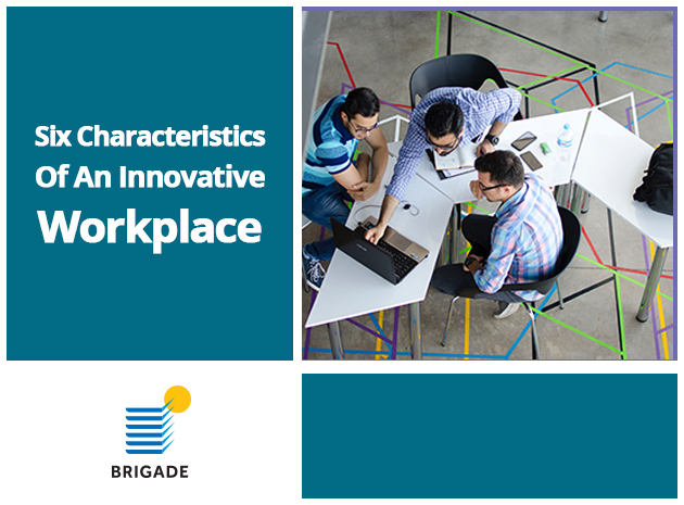 Six Characteristics of an Innovative Workplace