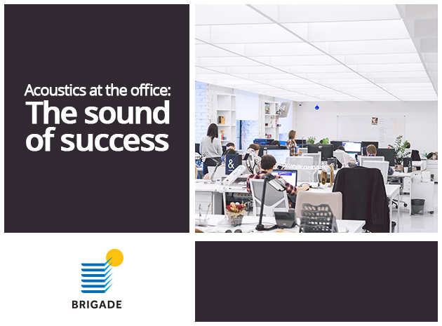 Acoustics at The Office: The Sound of Success!