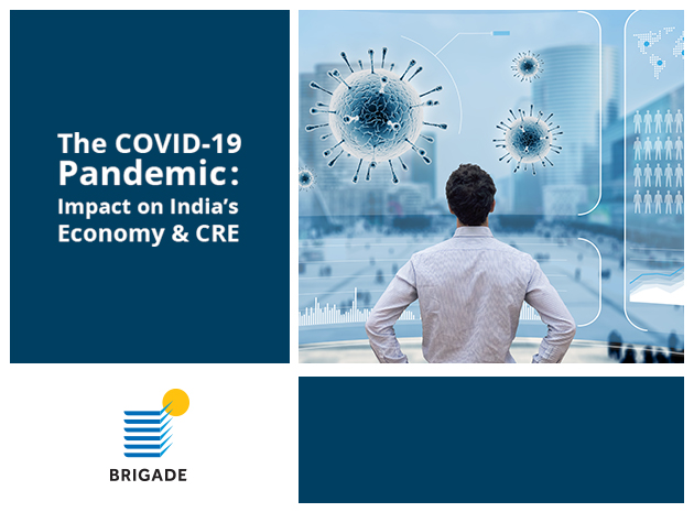 The COVID-19 Pandemic: Impact on India's Economy & CRE
