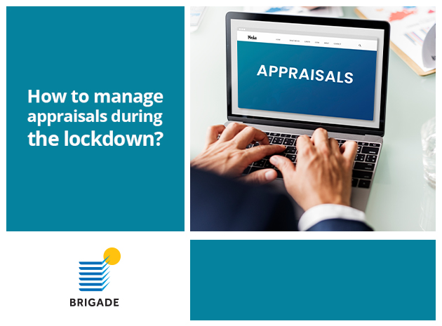 How to Manage Appraisals During Lockdown