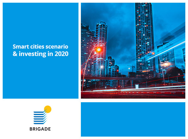 Indian Smart cities in 2020 and their investments