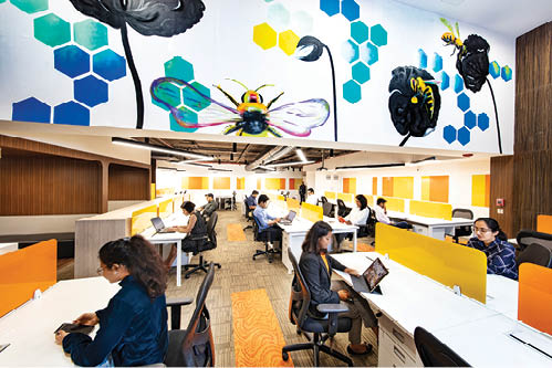 Buzzworks co-working spaces