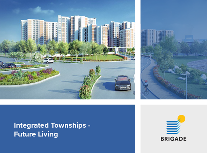 Integrated Townships - Future Living