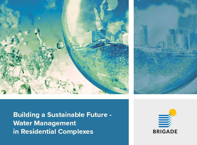 Building a Sustainable Future - Water Management in Residential Complexes