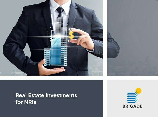 Real Estate Investments for NRIs