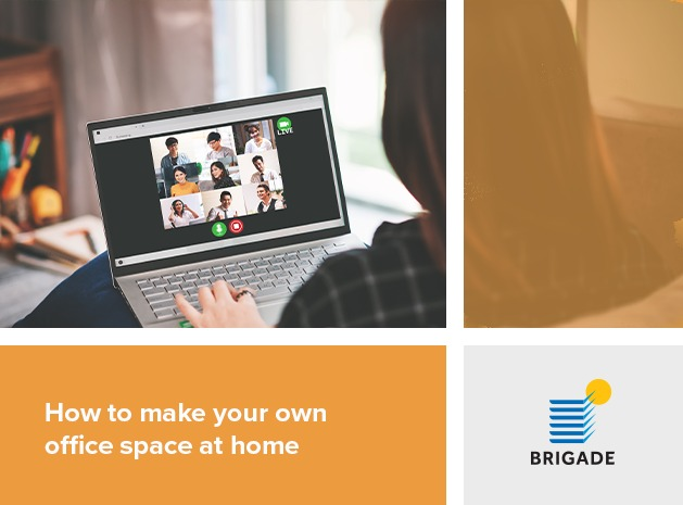 How to Make Your Own Office Space at Home