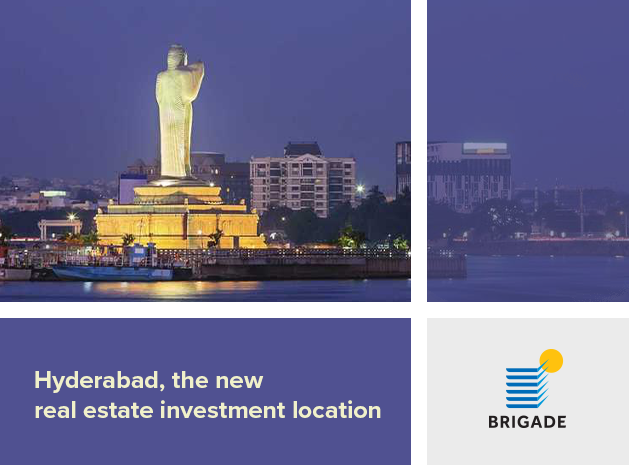 Hyderabad, the new real estate investment location
