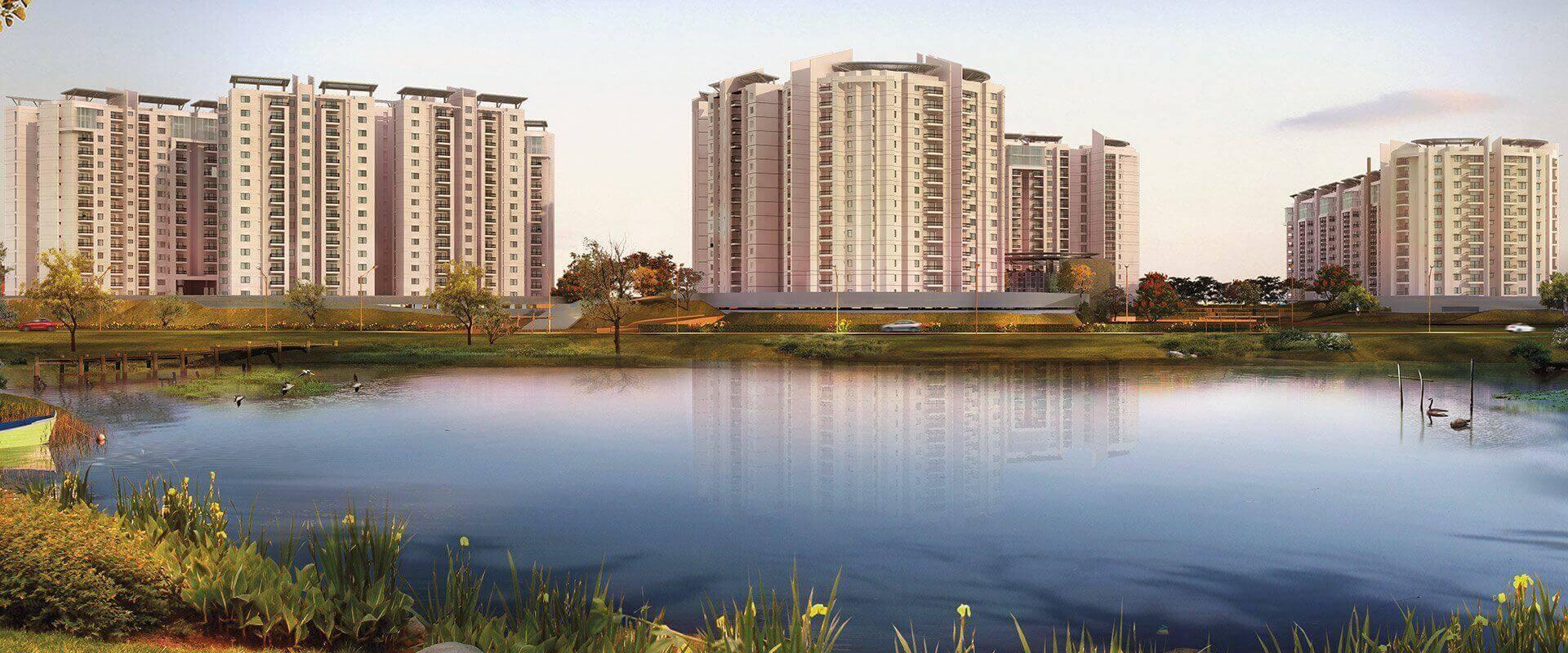 Brigade Lakefront - EPIP Zone, Whitefield, Bangalore
