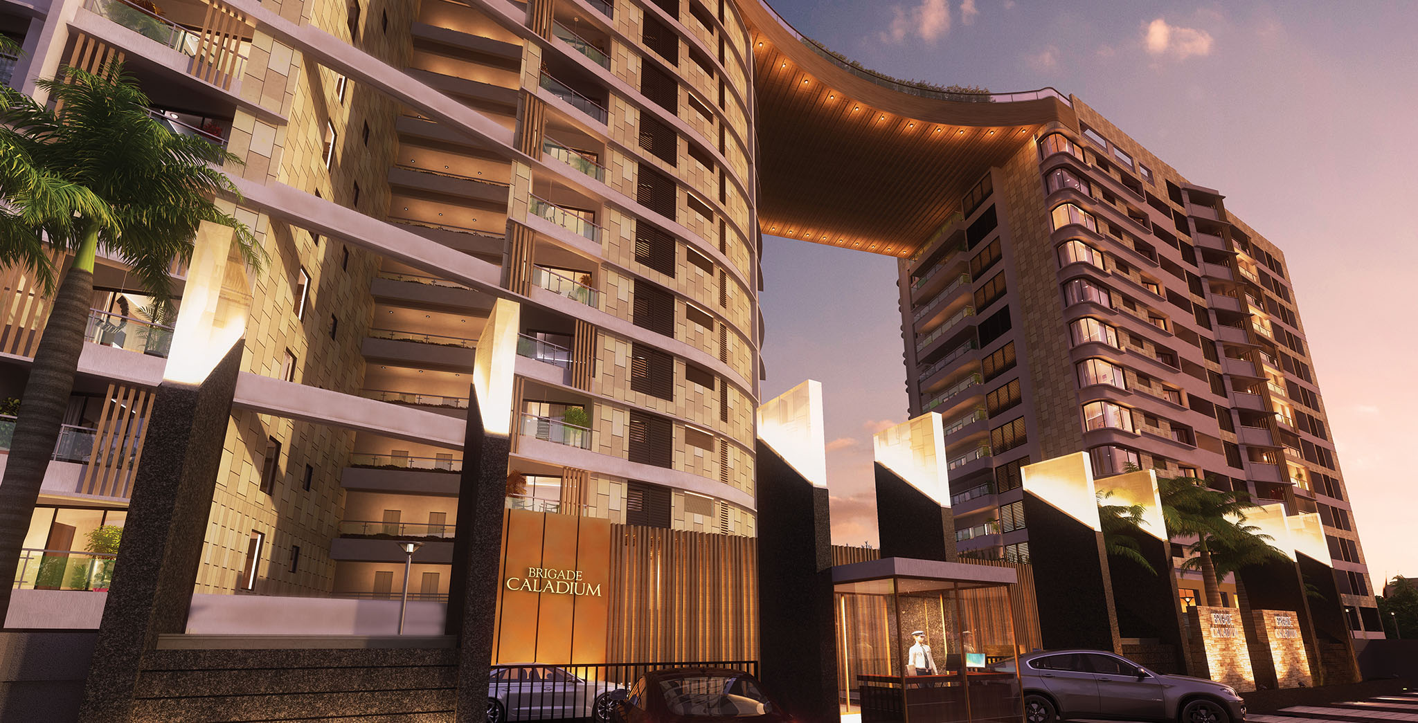 Ultra Luxury Apartments For Sale in Hebbal, North ...