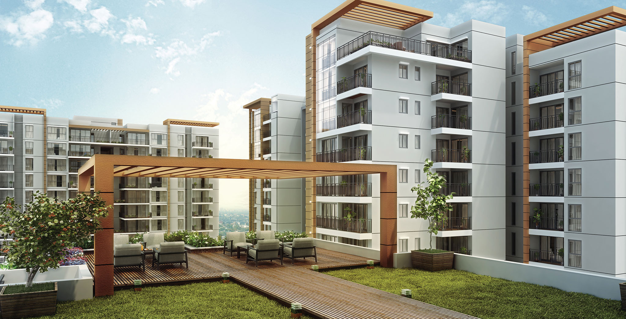 Apartments in Whitefield
