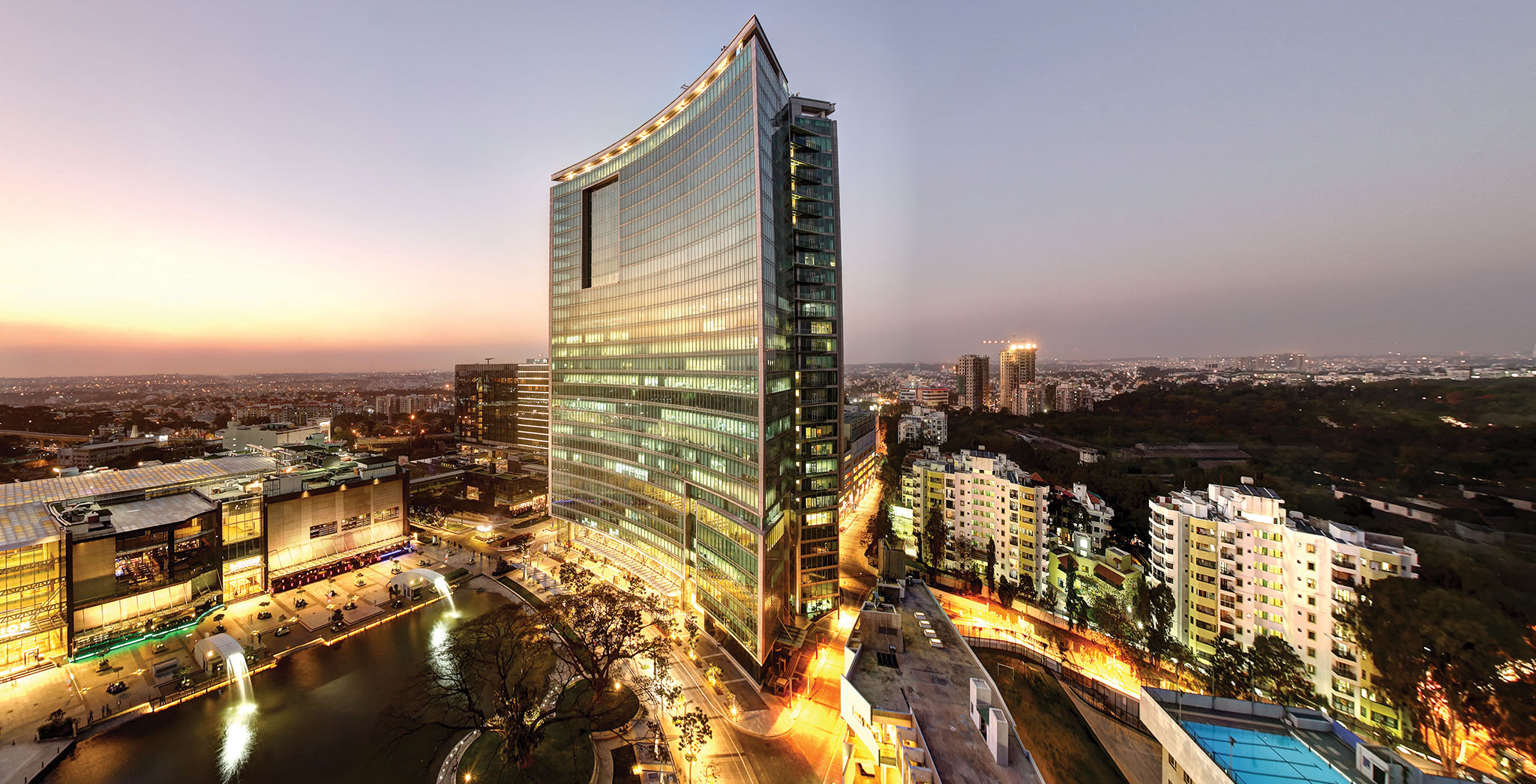 World Trade Center, Bangalore gallery image