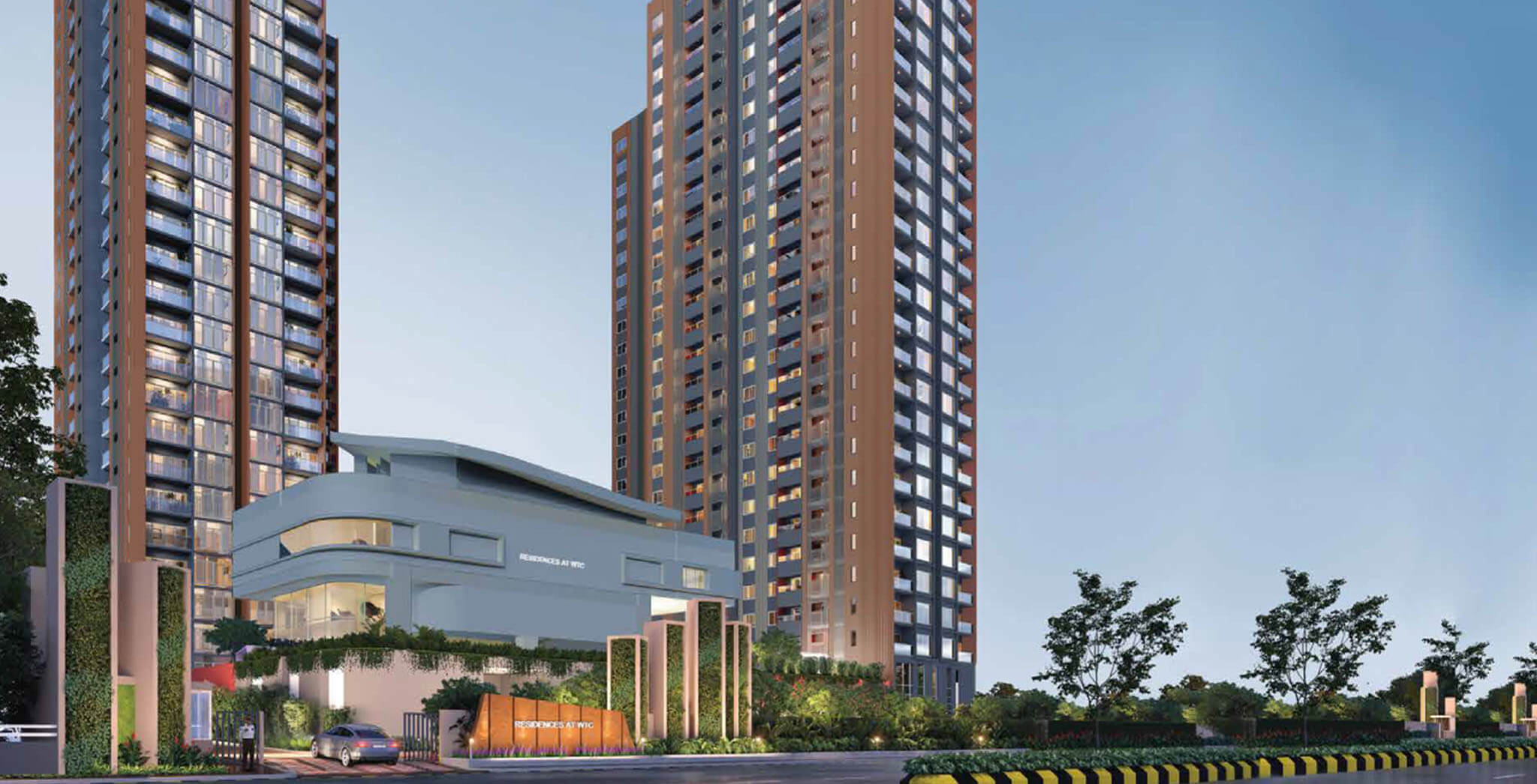 Brigade Residences at WTC gallery image