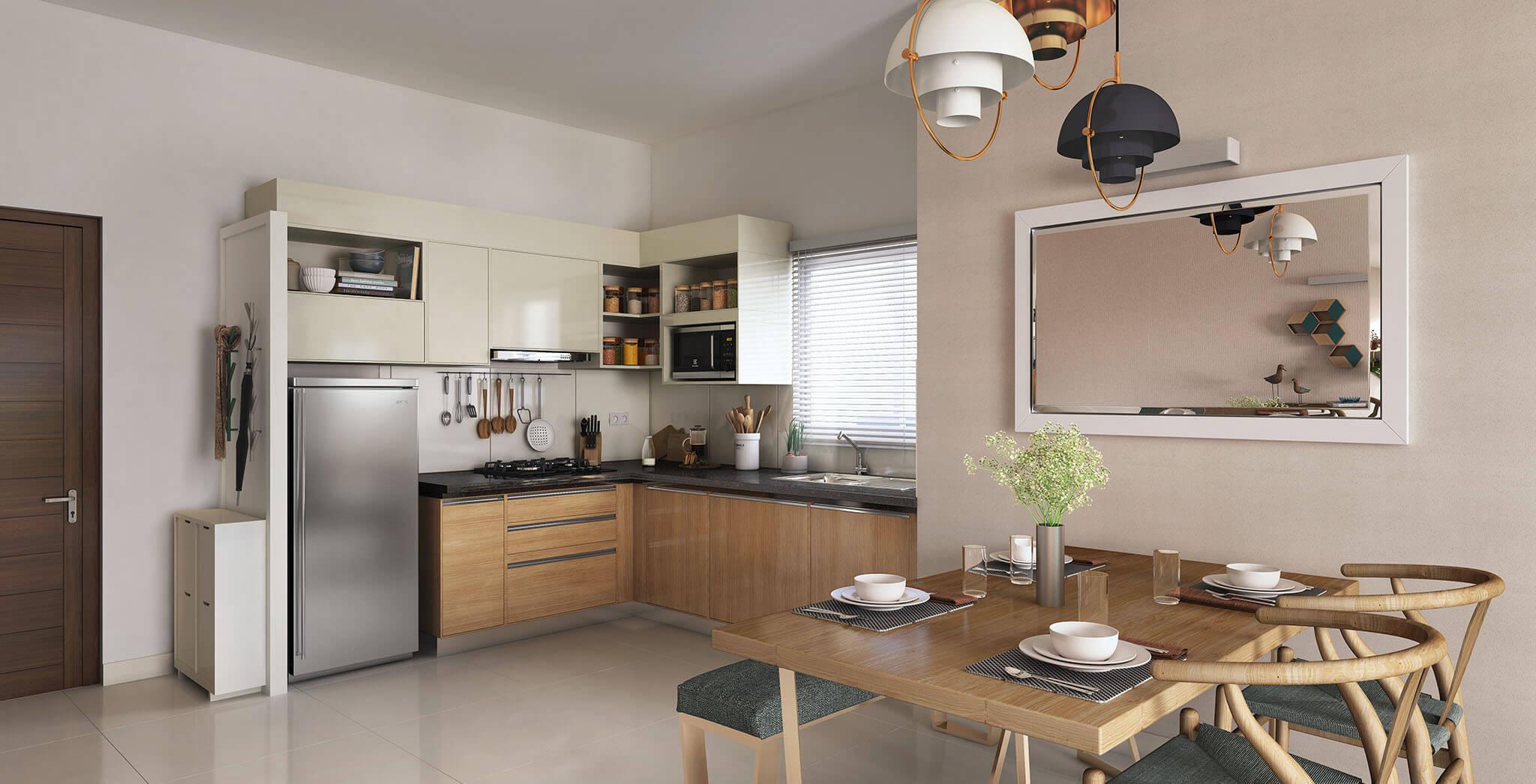 Kitchen—Artist's Impression