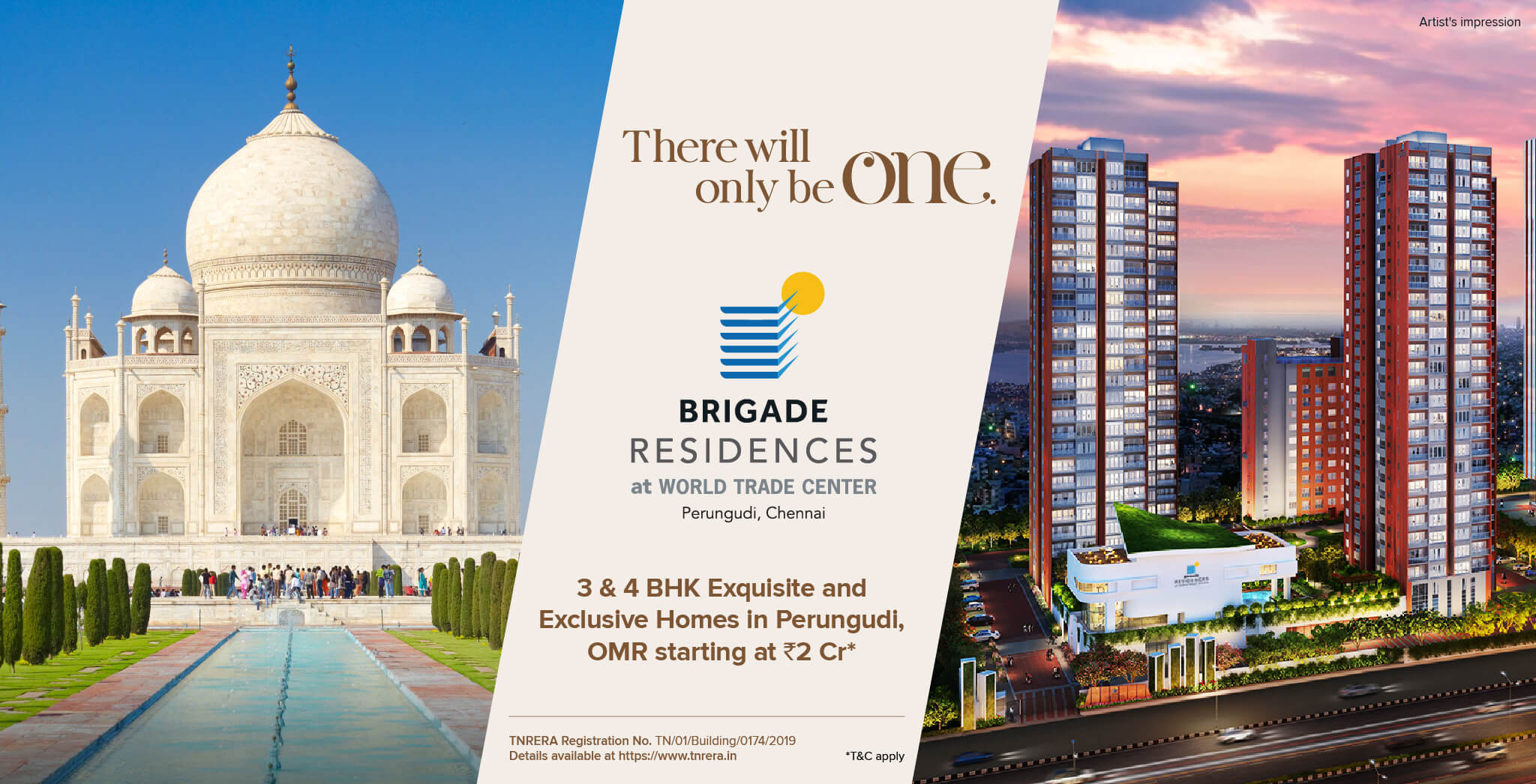 Brigade Residences at WTC gallery image