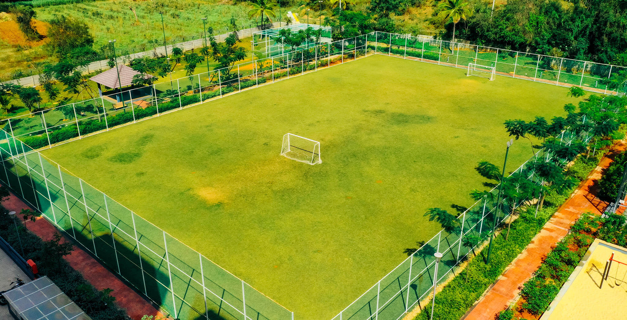 7-A-Side Football Field